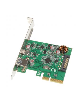 InLine USB 3.1 + USB-C (76660A)