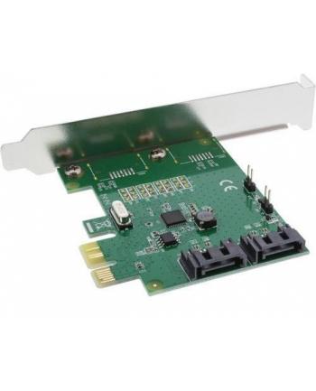 InLine 2x SATA 6 PCIe 2.0 (76696C)