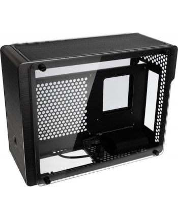 Raijintek Ophion Mini-ITX-Gehäuse TG czarna (GERT059)