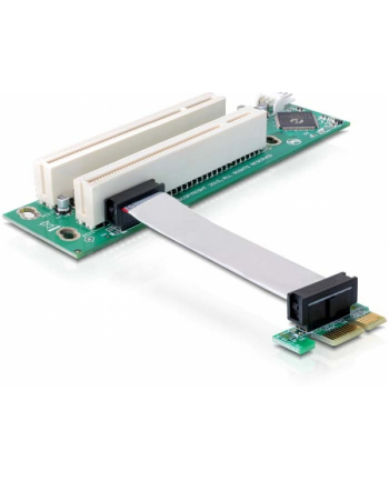 DeLOCK PCI-E/2x PCI (41341)