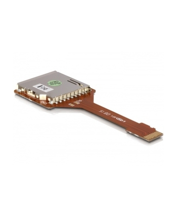 DeLOCK Adapter Micro SD/Trans Flash > SD Card (61680)