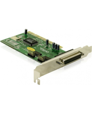 DeLOCK 1x Parallel & 2x Serial - PCI card (89004)