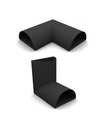 Hagor L+C Adapter, 50 mm, Black (7033)