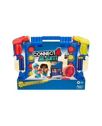 CONNECT 4 BLAST gra zręcznościowa E9122 p4 HASBRO