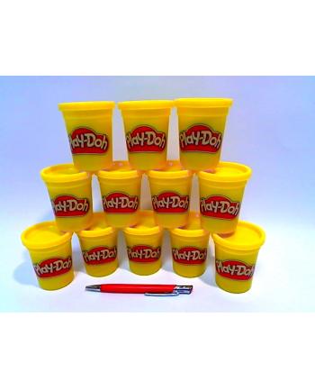 Play-Doh Ciastolina Tuby uzupełniające 12-pak Żółty E4829 p7 HASBRO