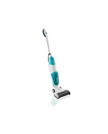 LEIFHEIT Regulus Aqua PowerVac, wet and dry vacuum cleaner (white / turquoise)
