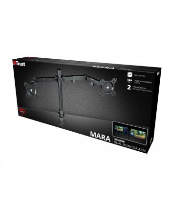 Uchwyt do monitorów TRUST GXT1120 MARA DUAL MONITOR ARM