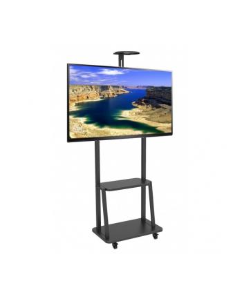 TECHLY Mobilny Stojak do Telewizora LED/LCD 32-70inch 60kg z Półką