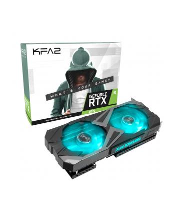 Karta graficzna RTX 3070 KFA2 (by PALIT ) RTX EX 1-Click OC 8GB/3xDP/HDMI (RTX3070) / Marka KFA2 należy do grupy PALIT/ GAINWORD / XpertVision