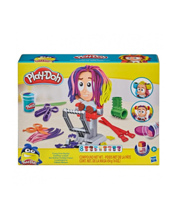 Play-Doh Ciastolina Zestaw Fryzjer F1260 HASBRO