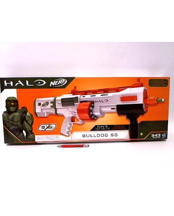NERF Halo Miotacz BULLDOG SG E9271 HASBRO