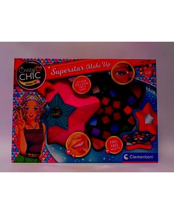 Clementoni Crazy chic Superstar Make up 17650