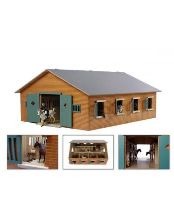hipo Stajnia dla koni 7 boxów 72,5x60x37,5cm