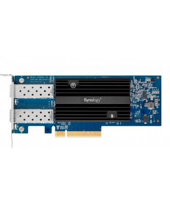 synology Karta sieciowa E25G21-F2 Dual-port 25GbE SFP28 PCIe 3.0 x8 Full Duplex