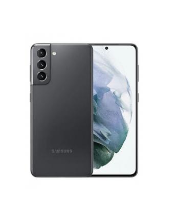 samsung Smartfon Galaxy S21 DS 5G 8/128GB Szary Enterprise, następca  modelu SM-G991BZAD-(wersja europejska)E