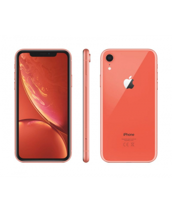 Apple iPhone XR             64GB Coral                  MH6R3ZD/A