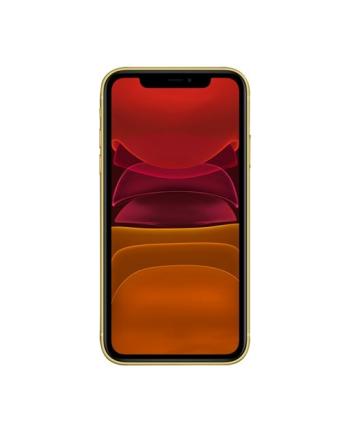 Apple iPhone 11             64GB yellow MHD-E3ZD/A