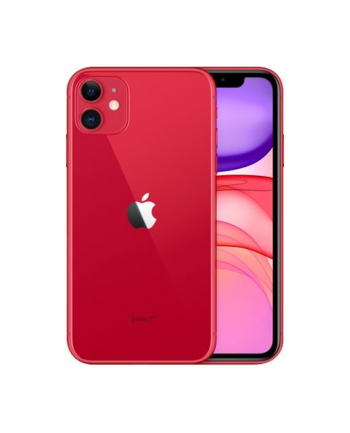 Apple iPhone 11            256GB RED           MHDR3ZD/A