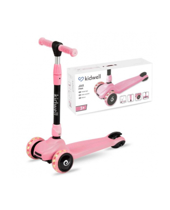 Hulajnoga balansowa JAX pink kidwell