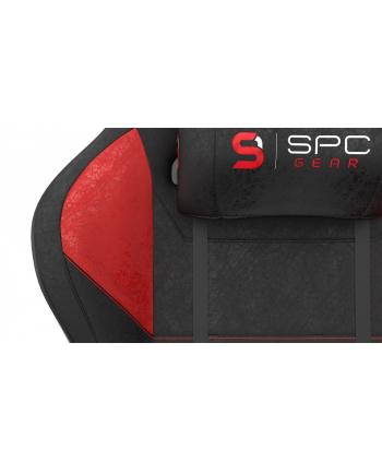 spc gear Krzesło gamingowe - SR600 RD