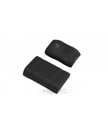spc gear Krzesło gamingowe - SR600F BK
