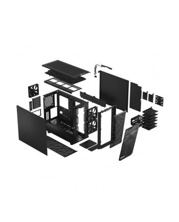 fractal design Obudowa Meshify 2 Compact Black Solid