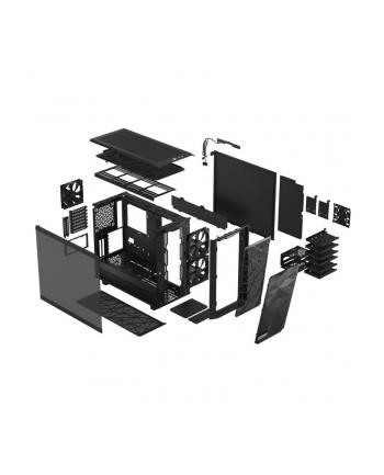 fractal design Obudowa Meshify 2 Compact Black TG Light Tint jasne szkło