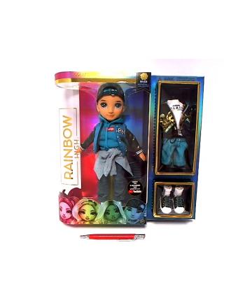mga entertainment MGA Rainbow High Fashion - River Kendall lalka p2 572145
