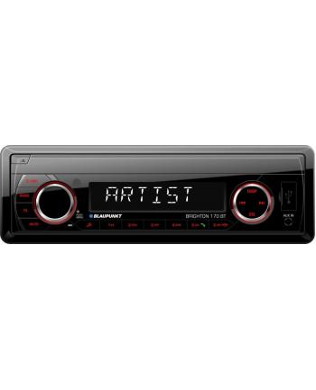 BLAUPUNKT Brighton 170BT Radio samochodowe Blaupunkt Brighton 170BT MP3 USB AUX 4x40W pilot BLUETOOTH