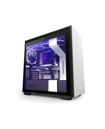 NZXT CHŁODZENIE WODNE CPU KRAKEN X73 RGB 360MM PODŚWIETLANE WENTYLATORY I POMPA RL-KRX73-R1