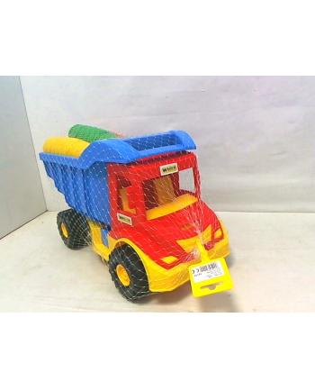 WAD-ER Multi Truck wywrotka + kręgle 32220 22202
