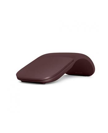 Microsoft Surface Arc Mouse, Mouse(bordeaux, Commercial)