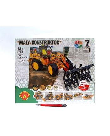 alexander Mały konstruktor 7w1 Strach 2186 21868