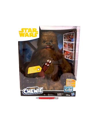 hasbro STAR WARS Chewie interaktywny E0584 /2