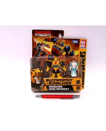 hasbro TRA Buzzworthy Bumblebee 2-pak F0926 /8