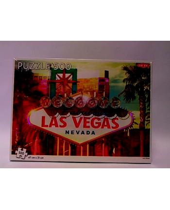 tactic Puzzle 500 Welkome to LasVegas 56657 66573