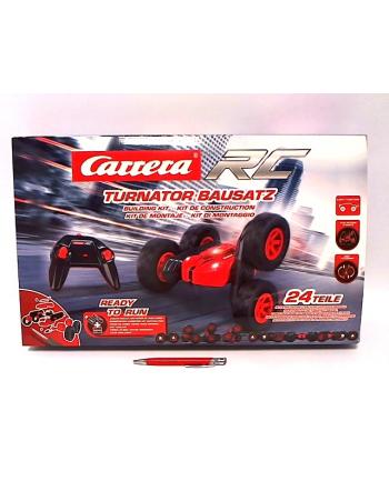 CARRERA pojazd RC 2,4GHz TurnatorBuilKit 370240010