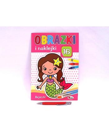 morex Obrazki i naklejki Bajeczki 58.11.1 10579