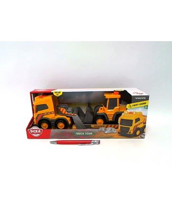 simba Dickie Volvo Truck Team 32cm św/dźw 372-5008