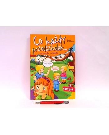 skrzat-wydawnictwo Co każdy przedszkolak powinien wiedzieć 70347