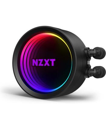 nzxt Chłodzenie wodne Kraken X73 360mm RGB Podświetlane wentylatory i pompa