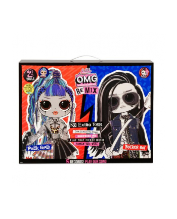 mga entertainment LOL Surprise! OMG Remix 2-pack 567288