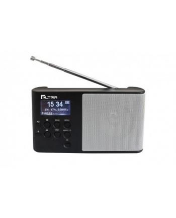 ELTRA Radio ULA DAB+ kolor srebrny