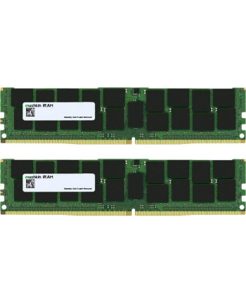 Mushkin DDR4 - 64 GB -2933 - CL - 21 - Dual Kit REG, RAM (MAR4R293MF32G24X2, iRAM)