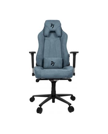 arozzi Fotel dla graczy Vernazza Delikatna Tkanina Niebieski