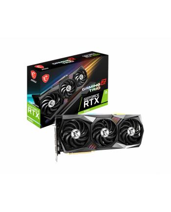 msi Karta graficzna GeForce RTX 3080 GAMING Z TRIO 10GB GDDR6X 320bit 3DP/HDMI