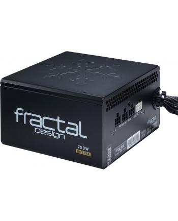 fractal design Zasilacz Ion Gold 750W 80+ PLUS GOLD Full modular czarny