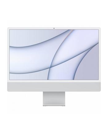 apple iMac 24cale  SLV/8C CPU/8C GPU/8GB/256GB