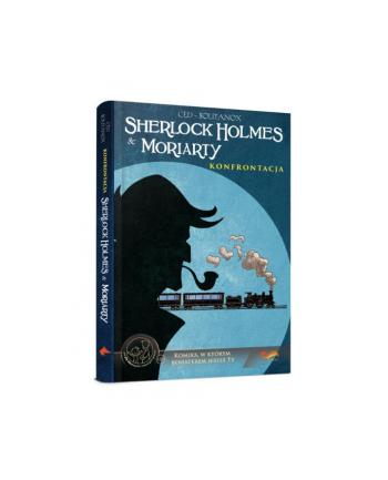 foksal Książka Sherlock Holmes 'amp; Moriarty. Konfrontacja