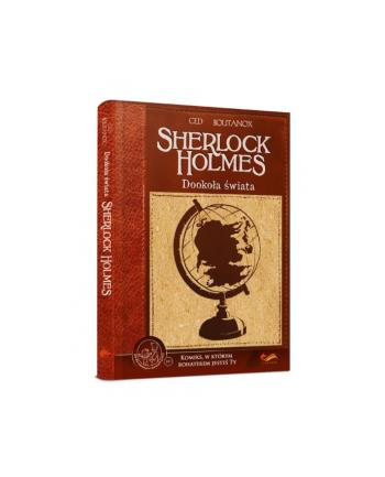 foksal Książka Sherlock Holmes. Dookoła świata